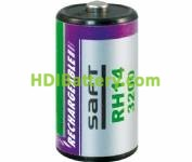 Batería recargable RC14-Baby C. NI-MH